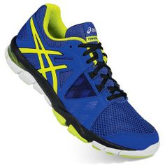 Finding ASICS Gel-Craze 3 Mens Cross-Training Shoes, Size: 7.5, Blue
