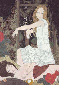 Japanese Dolls - Такато Ямамото. Галерея 12