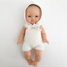 944ad87017e1d Commandez la Poupée Petite fille Asie Asiatique PAOLA REINA little-home.fr  Poupon Baigneur