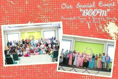 Our soecial event,, love this moment