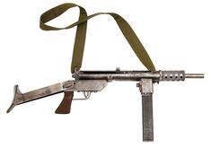 Pistolet maszynowy Błyskawica kal. 9 mm