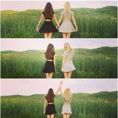 I want these pictures taken with my best friend