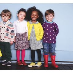 The Little Bird Collection by Jools Oliver available exclusively at Mothercare. Autumn/Winter 2013.