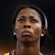 Shelley-Ann Fraser-Pryce, Track & Field, Jamaica