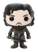 Game of Thrones POP! Vinyl Figur Jon Snow Castle Black Muddy Ver. 9 cm