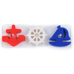 Stack & Play Teething Toy - Set Sail