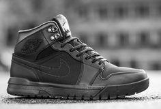 Air Jordan 1 Trek | Black & Anthracite