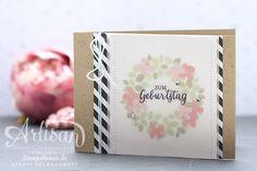 Global Design Project, Stampin' Up!, Geburtstagskarte, CAS, Birthday Card, Stempelwiese