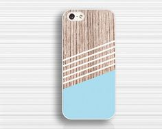 blue wood grainIPhone 4s caseline 4 caseIPhone 5s by case7style, $9.99