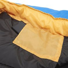 Standard adult sleeping bag designed for size and weight-conscious hikers