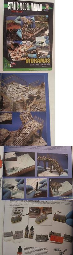Dioramas 166799: Book: Static Model Manual, Step By Step Guide - Dioramas Elements In Combat -> BUY IT NOW ONLY: $38.88 on eBay!