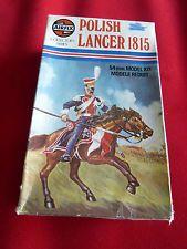 Figurine AIRFIX Models  54 mm/ Polish Lancer 1815 (Lancier Polonais)