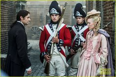 sons of liberty history channel | Ben Barnes & Dean Norris: See All The 'Sons Of Liberty' Stills Here ...