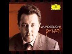 Fritz WUNDERLICH. Der Einsame. D 800 Lappe. Schubert.