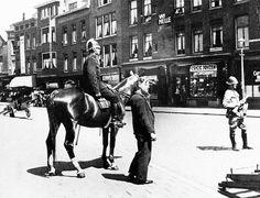 Crooswijk opstand steunuitkeringen 1934