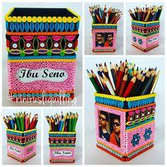 """Pencil case  #rinirusliquilling #pencilcase #handmade #kadounik #madebyrequest"""