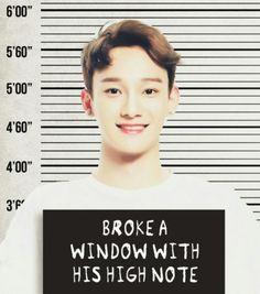 Bad Boy ChenChen :3