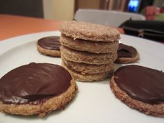 Snack, Cookies, Fitness, Desserts, Food, Recipes, Deviled Eggs, Health Desserts, Diets