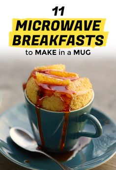 11 Microwave Breakfa