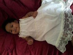 Christening dress I made