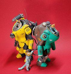 Toy Craft, Navy Seals, Best Model, Scale Models, Minions, Sculpting, Concept Art, Sci Fi, Geek Stuff