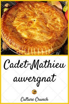 American Apple Pie, Homemade Chicken Pot Pie, Best Apple Pie, Puff Recipe, Pasta, Gluten Free Recipes, Sweet Treats, Easy Meals, Dessert Recipes