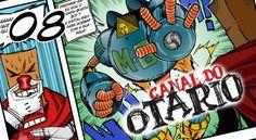 As Aventuras do Super Otário - Episódio 08 - Canal do Otário