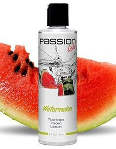 Passion Lubes Water Based Flavored Lubricant Licks Watermelon 8 oz *** Continue to the product at the image link. Losing Virginity, Watermelon Water, Voss Bottle, Health And Beauty, Passion, Fruit, Sugar, Latex, Health Care