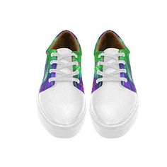 bff7818753d598 Lace Up Womens Shoes pattern Womens Leather Fashion Sneakers     You can  find more