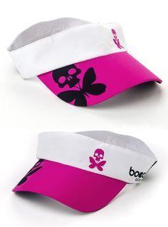 SIgnature Visor 2 - Betty Designs - Betty Designs