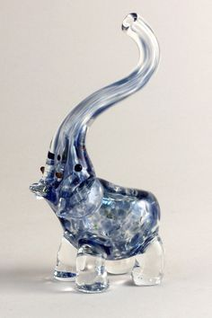 $32.16 Elephant Glass Pipe is handblown in our glasswork. Pipe is made of strong and durable Pyrex. Glass pipe is shaped as an elephant, the trunk is used as mouthpiece and the elephant body serves as a bowl for your smoking substance. Pipe has a carb hole on the back side. Design of the elephant pipe is really unique, can be used for smoking but also as a decoration. visit my website pipesandbongs.webstarts.com to see available products.