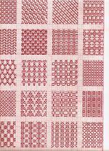 Raksti - A K - Picasa Web Albums by alissa Blackwork Patterns, Blackwork Embroidery, Cross Stitch Embroidery, Knitting Charts, Knitting Stitches, Knitting Patterns, Knitting Ideas, Cross Stitch Borders, Cross Stitch Patterns