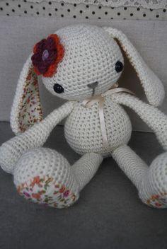 amigurumi bunny Mari Musirull | Designs by Mari-Liis Lille | Flickr