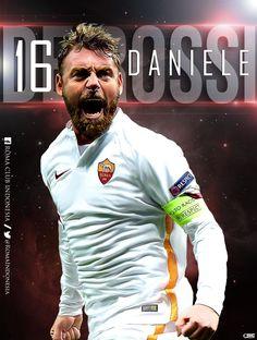 AS Roma - Daniele De Rossi