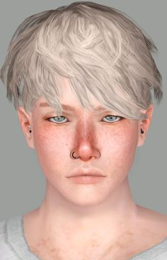 The Sims 4 Skin, The Sims 4 Pc, Sims Four, Sims 4 Cas, Sims Cc, Sims 3 Cc Clothes, Sims 4 Clothing, Sims 3 Male Hair, Sims 3 Makeup