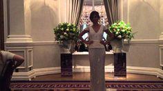 The beautiful Sanyukta Shrestha wedding dress 2016 named 'Sea' http://www.londonfittingrooms.com/bridal-alterations/
