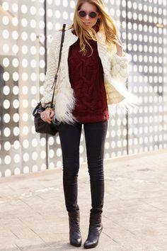 The Blonde Salad The Blonde Salad, Fashion Tag, Only Fashion, Love Fashion, Womens Fashion, Winter Mode Outfits, Winter Fashion Outfits, Autumn Fashion, How To Wear Ankle Boots