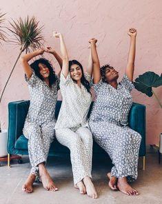 Ethical Fashion, Fashion Brands, Traditional Fabric, Zoom Call, Elastic Waist Pants, Pj Sets, Fashion Labels, Boss Babe, Women Empowerment
