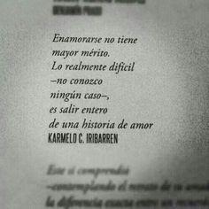 Enamorarse...