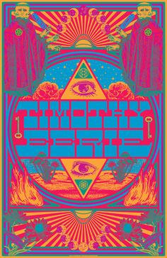 California's Neo-psychedelic Music Scene Has Met Its Dream Designer – poster Musikfestival Poster, Kunst Poster, Rock Posters, Band Posters, Theatre Posters, Movie Posters, Festival Posters, Concert Posters, Festival Logo