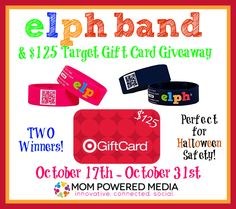 ELPH Band and $125 Target Gift Card Giveaway! – Parenting | Life Style | Reviews