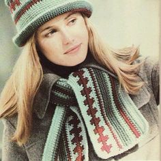 INSTANT DOWNLOAD PDF Vintage Crochet