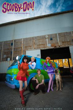 Scooby-Doo | by Riddle1. Seriously, this is greatness.
