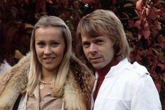 Agnetha and Björn Stockholm, 1978.