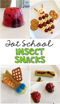 Tot School: Insects - Mrs. Plemons' Kindergarten
