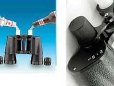The ultimate hidden flask: a binocular flask. Hiding Alcohol, Birthday Wishlist, Cool Gadgets, Binoculars, Flask, Inventions, Cool Stuff, Cubicle, Specs