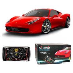 Silverlit RC Ferrari F458, 1:16