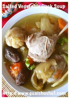 Easy duck soup recipe