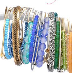 Alex and Ani bracelets <3 I'd love to have all these colors!!