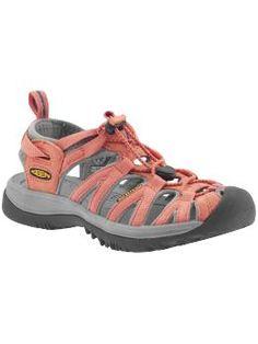 Keen Whisper sandals - for hiking
